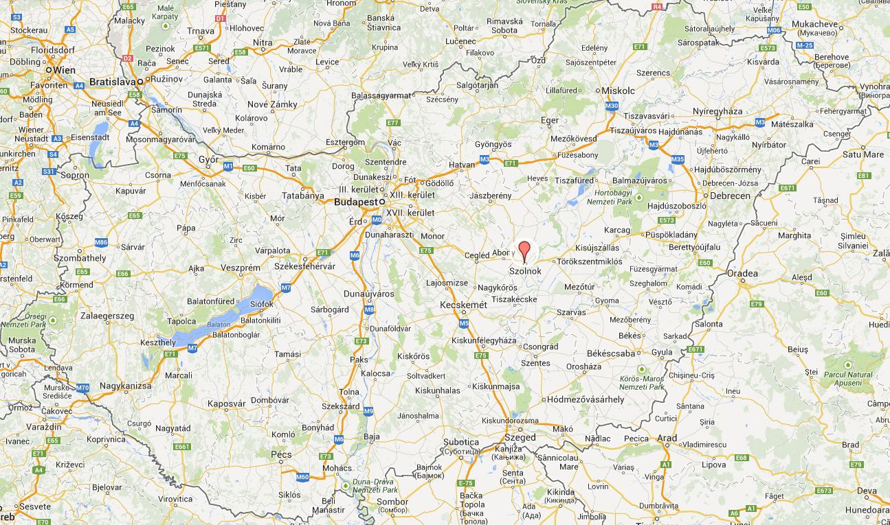 szolnok térkép Szolnok belvárosi kertes ház eladó! | elado haz szolnok.hu szolnok térkép